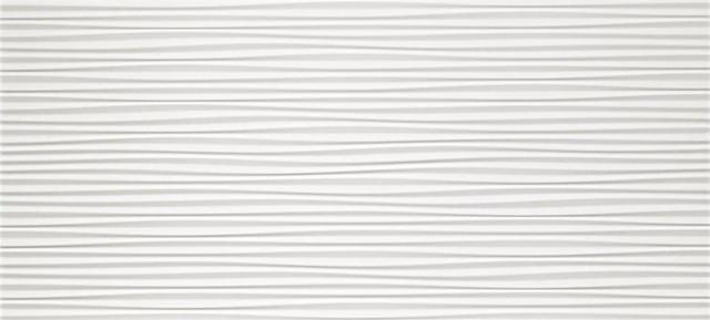 Flows White Matt 50х110