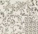 95867 Patchwork Bianco-Platino I 25x75