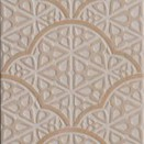 Alhambra Decor Cream 25x75