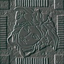Angoli 9,8x9,8 MEDUSA BLACK