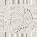 Angoli 9,8x9,8 MEDUSA WHITE