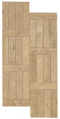 Axi Golden Oak Treccia 28x53