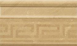 Battiscopa fascia rilievo 15x25 ORO
