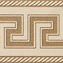 Beige fascia greca 11,5x58,5
