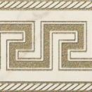 Bianco fascia greca 11,5x58,5