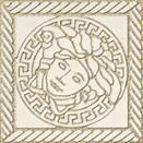 Bianco tozzetto medusa 11,5x11,5