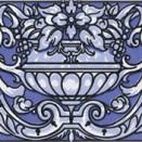 Cenefa Monti Azu 28x14