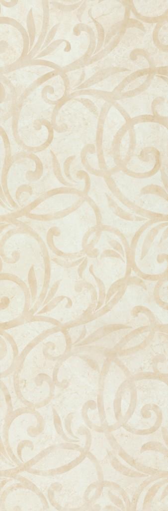 Crema Marfil Decoro 30x90