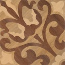 DECORUM Genoa Brown 43x43