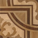 DECORUM Turin Brown 43x43