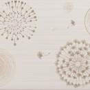 Decor Dandelion Cream  60,5x30,5