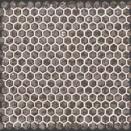 Dwell Greige Hexagon 30x28,5