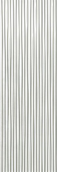EVOQUE PLISSE WHITE, 30,5X91,5 RT