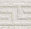 Fasce greca 9,8x39,4 WHITE