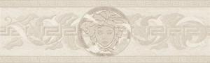Fascia foglia 15,3x50 Medusa BIANCO