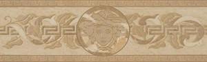 Fascia foglia 15,3x50 Medusa NOCE