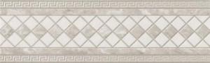 Fascia geometrica 15,3x50 Grigio