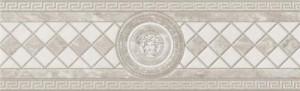 Fascia geometrica 15,3x50 Medusa Grigio
