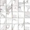 G20400 Calacatta Mosaico Lapp 6x6 3D 30x30