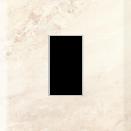 Ins. OLIMPIA Bisel Crema 31.6x45