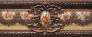 LACE CENEFA BRILLO 10x25,1