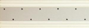 LISTELLO BOISERIE ARGENTO MRV030 9.5x30