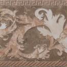 Marrone fascia barocca 14,4x58,5