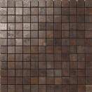 Metal titanium lappato mosaico 2,5x2,5