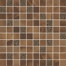 Mix Dark Mosaico Decorato 25x25
