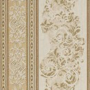 VENDOME Wallpaper Cream 25.3x70.6