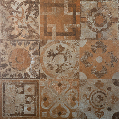 VIA TERRA CODICE MIX DECOR 60, 60x60
